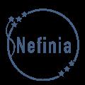 NEFINIA logo transparent